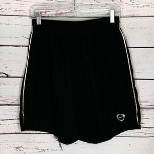 Nike men's medium black shorts